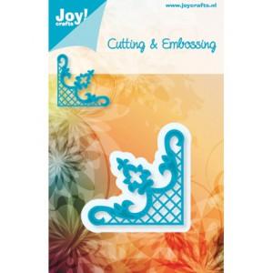 Joy crafts 6002/0135 - Френска лилия - дантелен ъгъл