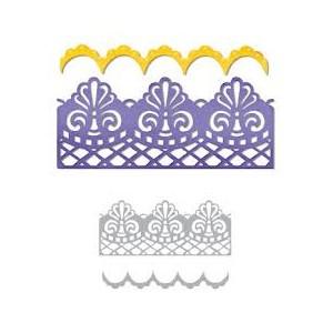Sizzix 658945 - Бордюр с орнаменти