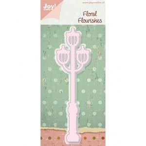 Joy crafts 6002/0194 - Уличен фенер