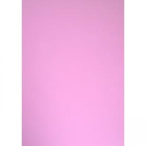 Гладък картон 160 гр. - Светло розово - цвят 25