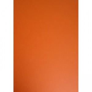 Гладък картон 160 гр. - Светло оранжев - цвят 63