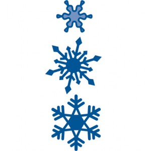 Marianne Design LR0123 - Шведска снежинка