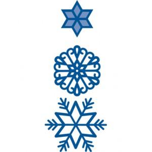 Marianne Design LR0124 - Норвежка снежинка
