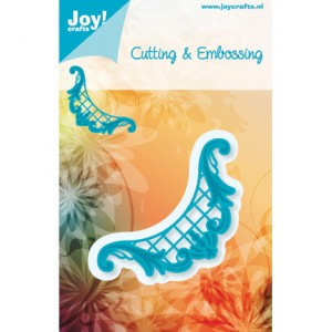 Joy crafts 6002/0148 - Дантеления ъгъл на Noor