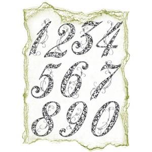 Viva 4003.042.00 - Силиконови печати - Anniversary Numbers