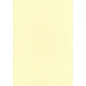 Гладък картон 160 гр. - Светло кремаво - цвят 17