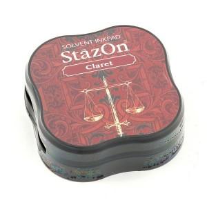 StazOn SZ-MID-23- Малки мастила - Claret