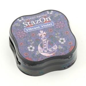 StazOn SZ-MID-12- Малки мастила - Vibrant Violet