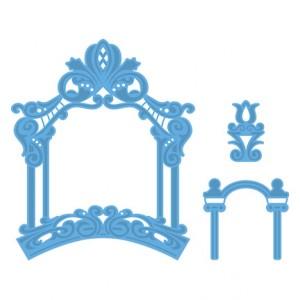 Marianne Design LR0276 - Мост, арка и орнамент от Петра
