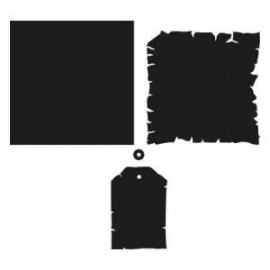 Marianne Design CR1254 - Пергамент и етикет