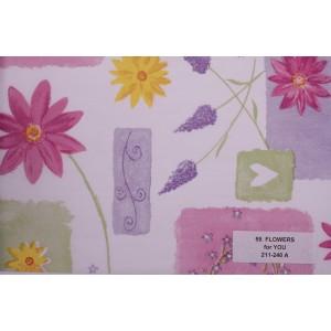 Тишу хартия 059 - FLOWERS FOR YOU