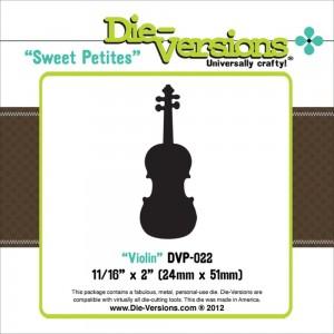 Die Versions DVP022 - Violin