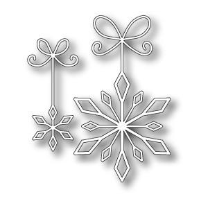 Memory Box 98729 - Precious Snowflakes
