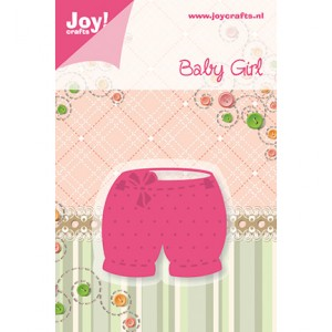 Joy crafts 6002/0216 - Бебешки гащички за момиченце