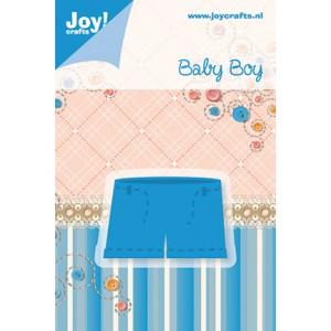 Joy crafts 6002/0211 - Бебешки гащички за момченце
