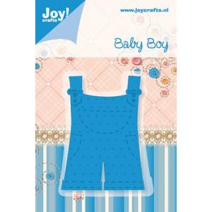 Joy crafts 6002/0208 - Бебешко гащеризонче