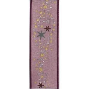 Текстилна панделка - Sternenschweif - 25 - 025