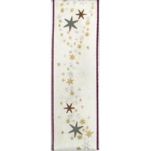 Текстилна панделка - Sternenschweif - 25 - 104