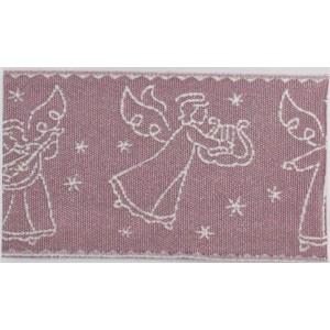 Текстилна панделка - Angel - 40 - 025