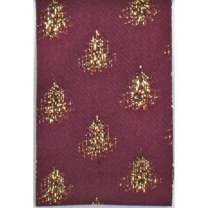 Текстилна панделка - Metallic Tree - 40 - 510