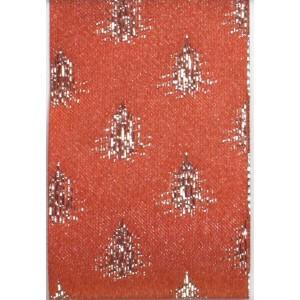 Текстилна панделка - Metallic Tree - 40 - 608
