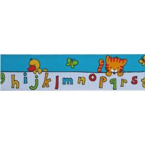 Текстилна панделка - Funny Pets - 40 - 038