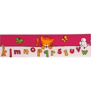 Текстилна панделка - Funny Pets - 40 - 604