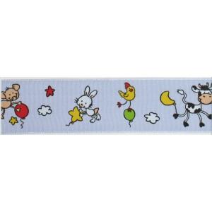 Текстилна панделка - Farm - 40 - 712