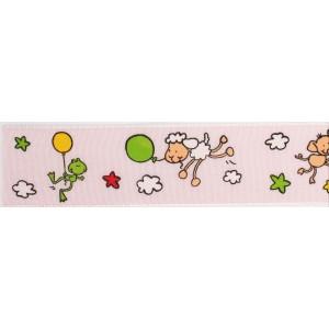Текстилна панделка - Farm - 40 - 604