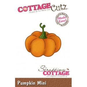 Cottage Cutz CC083 - Pumpkin (Mini)