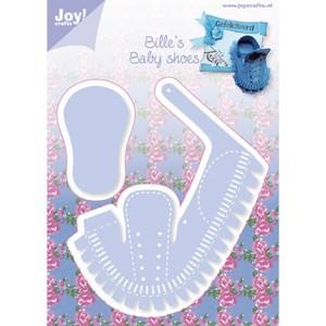 Joy crafts 6002/0271 - 3D пантофка за момченце