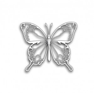 Memory Box 98352 - Chloe Butterfly
