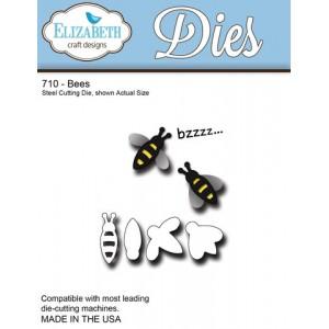 Elizabeth Craft EC710 - Bees