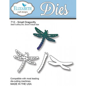 Elizabeth Craft EC712 - Dragonfly