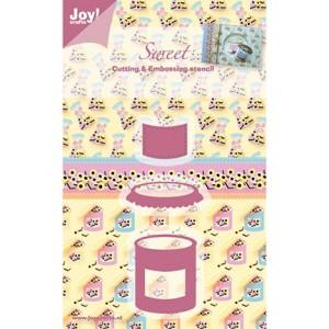 Joy crafts 6002/0311 - Бурканче е етикетче