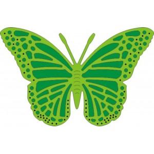Cheery Lynn Designs DL116 - Exotic Butterfly Medium 3