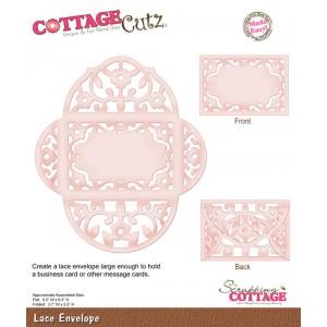 Cottage Cutz CX004 - Lace Envelope