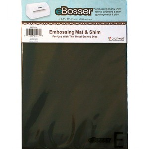 eBosser EB-REM-SH - Комплект от гумен мат и изравняваща подложка