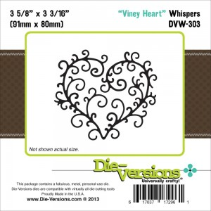 Die Versions DVW303 - Viney Heart