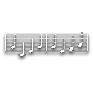 Memory Box 98355 - Musical Interlude