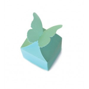 Memory Box 98771 - Butterfly Favor Box