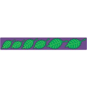 Cheery Lynn Designs B241 - Rose Leaf Strip
