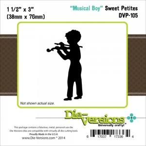 Die Versions DVP105 - Musical Boy