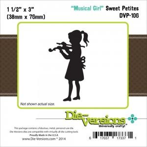 Die Versions DVP106 - Musical Girl
