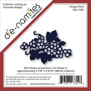 Die Namites DN1100 - Grape Vine