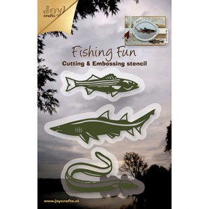 Joy crafts 6002/0334 - Риби