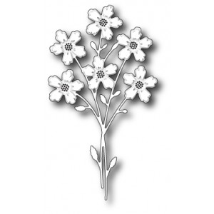 Memory Box 98890 - Blushing Bouquet
