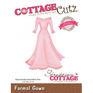 Cottage Cutz CCE127 - Formal Gown