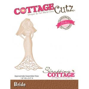 Cottage Cutz CCE136 - Bride