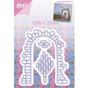 Joy crafts 6002/0336 - Stone Arch + 2 stone pieces